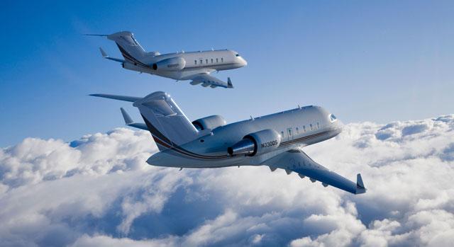 Challenger Jets